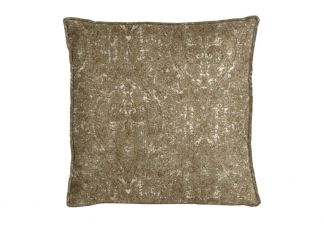 Robert Allen Ogee Paisley Bronze Pillow