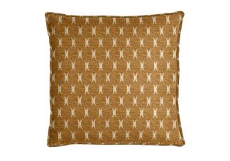 Robert Allen Plush Form BK Amber Pillow
