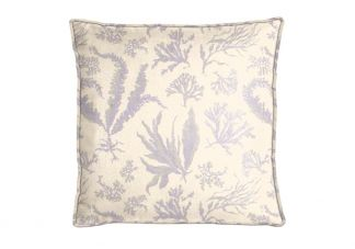 Al Fresco Floating Seaweed Sea Lavender Pillow