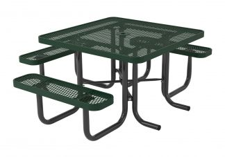 46 in. Square UL Portable Table