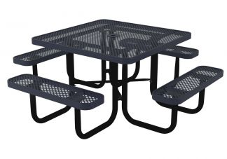 46 in. UL Perforated Portable Table