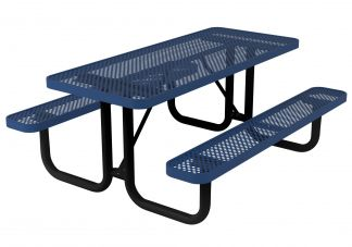 6 ft. UL Perforated Portable Table