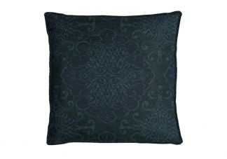 Robert Allen Grand Motif BK Azure Pillow