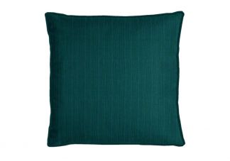 Sunbrella Dupione Deep Sea Pillow