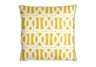 Sunbrella Reflex II Citron Pillow