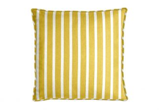 Sunbrella Shore Citron Pillow