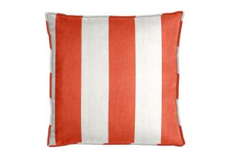 Sunbrella Cabana Flame Pillow