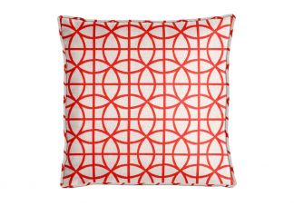 PARA Tempotest Club Interlock Red Pillow