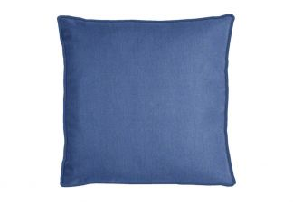 Al Fresco Denim Chambray Pillow