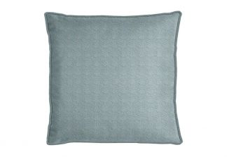 Highland Taylor Silk Dupioni French Blue Pillow