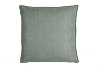 Robert Allen Linen Slub Rain Pillow