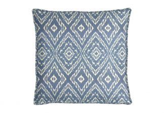 Robert Allen Strie Ikat Rain Pillow