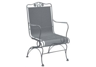 Briarwood High Back Coil Spring Chair