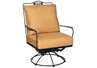 Briarwood Swivel Rocking Lounge Chair
