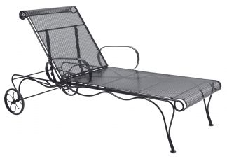 Shop Iron Chaise Lounges