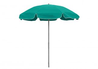 7.5 ft. Sunbrella Aquamarine Patio Umbrella