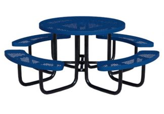 "46"" Unlimited Style 4 Seat Round Table"