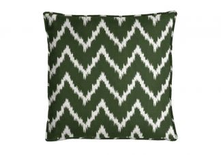PARA Tempotest Club Chevron Moss Pillow