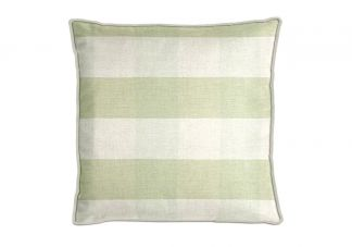 Robert Allen Checkered Out Dew Pillow