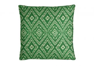 Robert Allen Strie Ikat Malachite Pillow