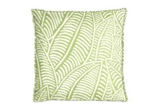 Al Fresco Bananarama Lime Pillow