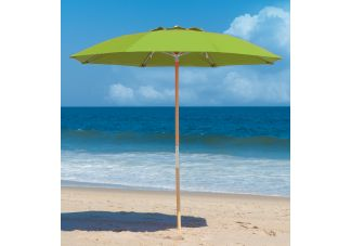Market-Style Beach Umbrella