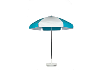 6½ x 6 panel Steel Lifeguard Umbrella