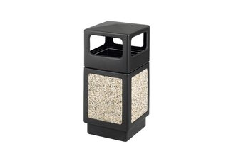 Canmeleon Aggregate Panel, Side Open, 38 Gallon