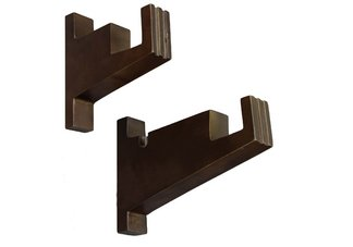"Walnut East Village Bracket (3.5"" return)"