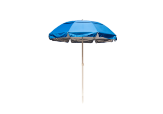 6 Solar Reflective Lifeguard Umbrella
