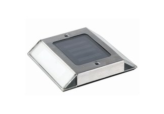 SOLAR PATH LIGHT - STAINLESS STEEL