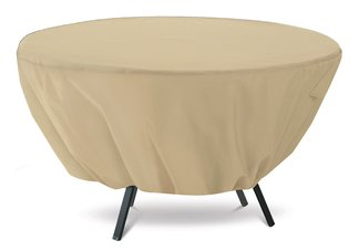 round patio table cover, outdoor patio furniture cover, patio furniture cover, round outdoor patio f
