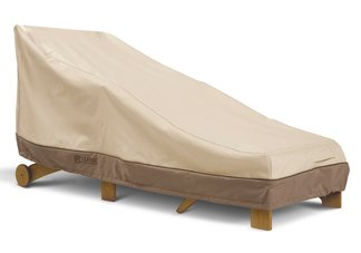 patio chaise cover, outdoor patio chaise cover, outdoor furniture cover, chaise cover