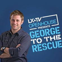 CushionSource.com on George to the Rescue