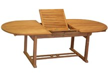 Teak Extension Table25