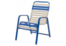 Regatta Strap Dining Arm Chair