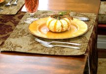 Autumn Spice Collection Placemat
