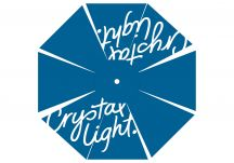 Crystal Light umbrella proof