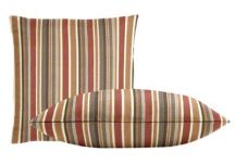 Sunbrella Brannon Redwood Pillow Set