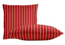 Sunbrella Harwood Crimson Pillow Set