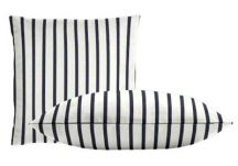 Sunbrella Lido Indigo Pillow Set
