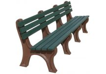 Econo-Mizer 8' Backed Bench