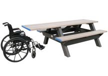 Deluxe Picnic Table ADA