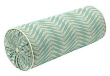 Shirred Bolster Pillow