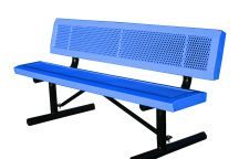 6 ft. Infinity Innovated Portable Bench w/ Back