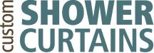 Custom Shower Curtains logo