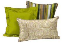 Custom Throw Pillow Set from Cushion Source