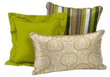 custom throw pillow set