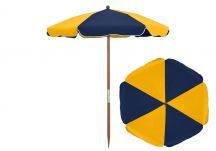 6 Panel Beach Umbrella