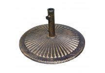 Decorative Cast Iron Umbrella Base